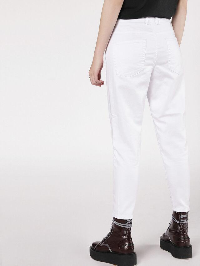 Diesel - Candys JoggJeans 0684U, White - Jeans - Image 2