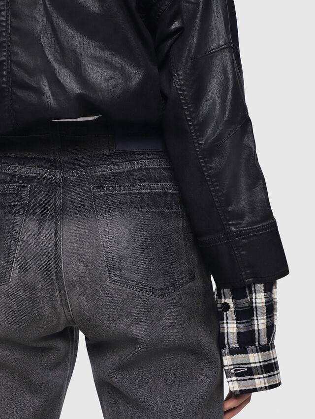 Diesel - D-Eiselle 089AU, Black/Dark grey - Jeans - Image 3