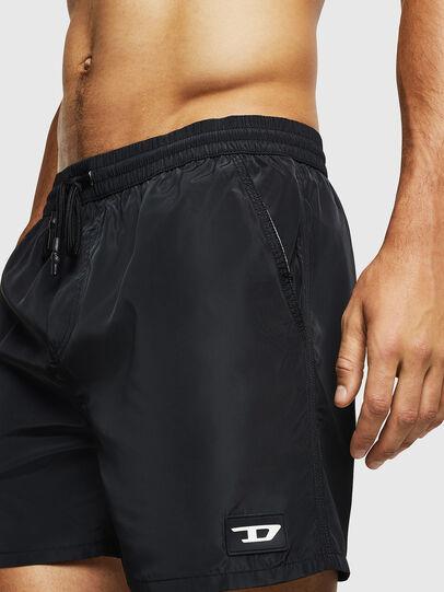 Diesel - BMBX-CAYBAY, Black - Swim shorts - Image 3