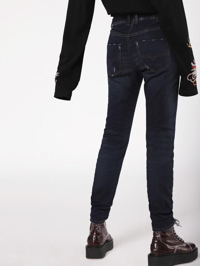 Diesel - Krailey JoggJeans 0699W, Dark Blue - Jeans - Image 3