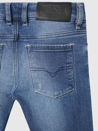 Diesel - SLEENKER-J-N, Light Blue - Jeans - Image 4