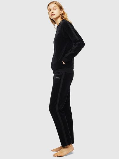 Diesel - UFLT-BONSHIN-Z, Black - Sweaters - Image 5