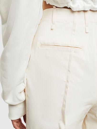 Diesel - P-BYSTRIT, White - Pants - Image 5