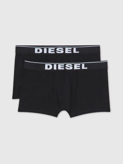 Diesel - UMBX-DAMIENTWOPACK, Black - Trunks - Image 1