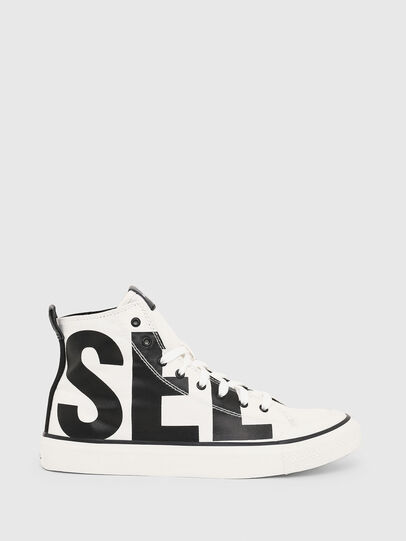 Diesel - S-ASTICO MC, White/Black - Sneakers - Image 1