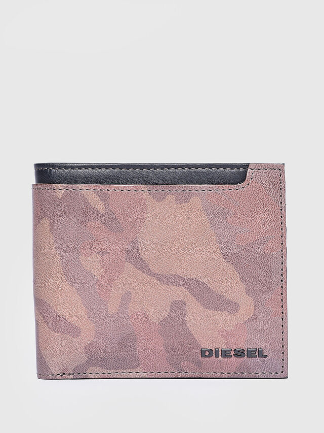 Diesel - NEELA S, Light Brown - Small Wallets - Image 1