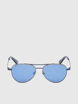 DL0291, Blue/Grey - Kid Eyewear