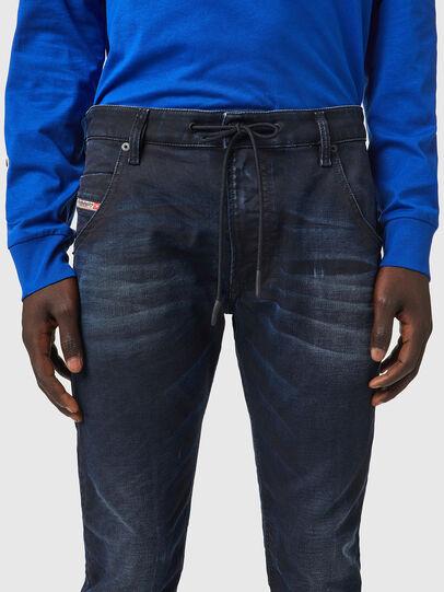 Diesel - Krooley JoggJeans® 069XM, Dark Blue - Jeans - Image 3