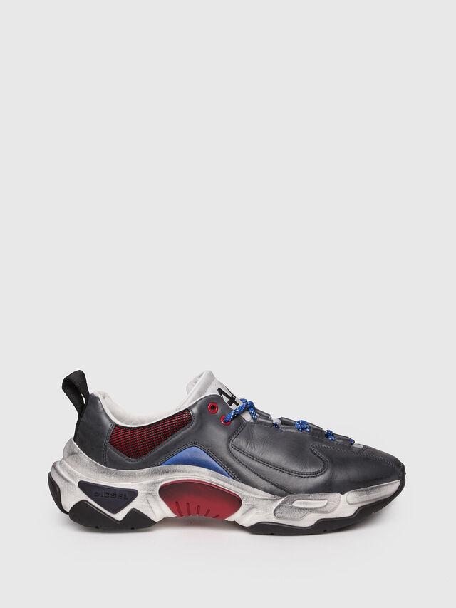 Diesel - S-KIPPER LC, Grey - Sneakers - Image 1