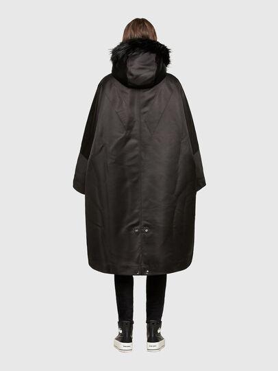 Diesel - W-URSULA-A, Black - Winter Jackets - Image 2