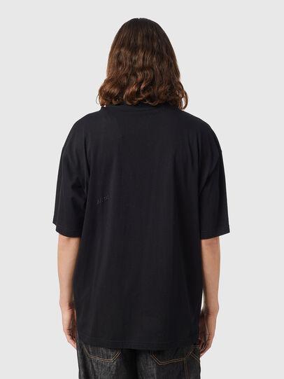 Diesel - T-BIGGOR-B2, Black - T-Shirts - Image 2