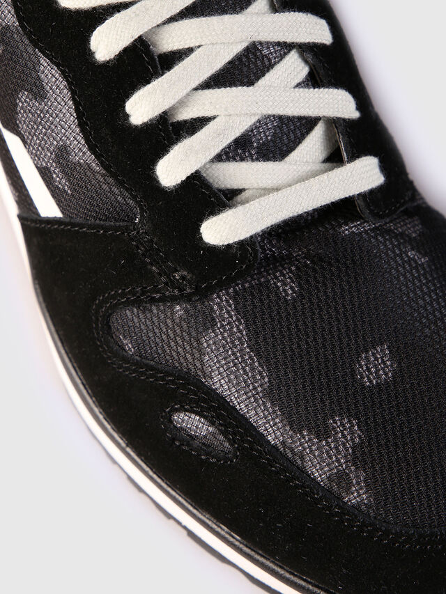 Diesel - RV, Black - Sneakers - Image 5