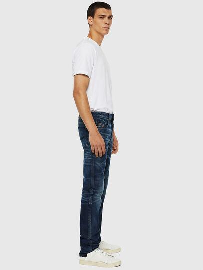 Diesel - Safado 084AM, Dark Blue - Jeans - Image 6