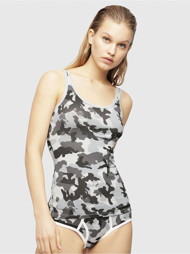 Diesel - UFTK-BABY, Grey - Bodysuits - Image 1