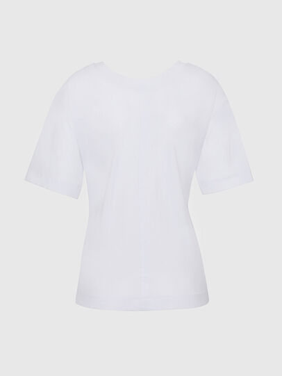 Diesel - T-SHEELA, White - T-Shirts - Image 2