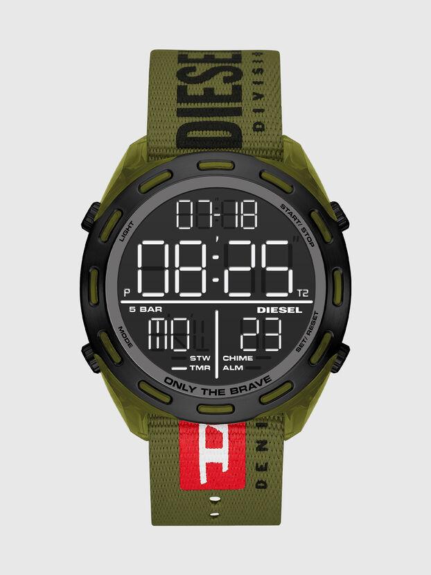 DZ1939, Military Green - Timeframes