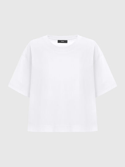 Diesel - T-BOWLESS, White - T-Shirts - Image 5