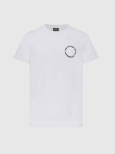 Diesel - T-DIEGOS-X46, White - T-Shirts - Image 1