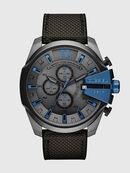 DZ4500, Black/Blue - Timeframes
