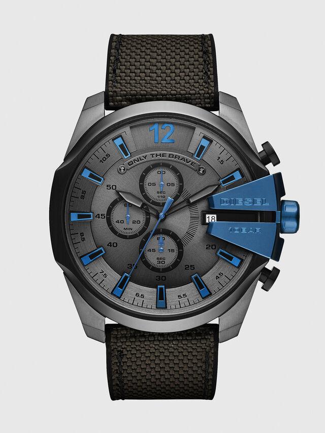 Diesel - DZ4500, Black/Blue - Timeframes - Image 1