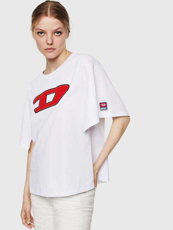 T-JACKY-I, Cream - T-Shirts