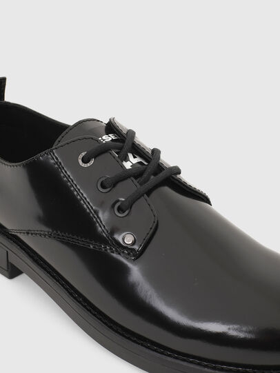 Diesel - D-THROUPER DBS, Black - Lace Ups and Mocassins - Image 4
