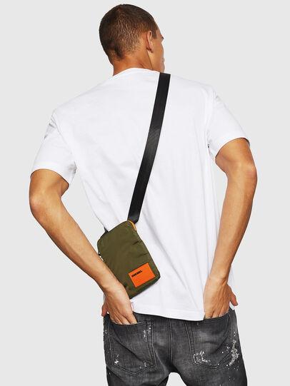 Diesel - F-DISCOVER CROSS, Dark Green - Crossbody Bags - Image 5