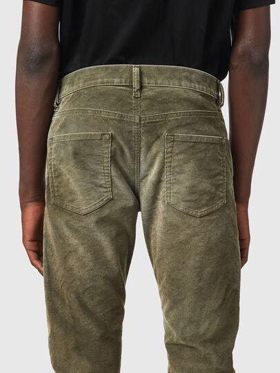 Diesel - D-Strukt 069XQ, Military Green - Jeans - Image 4