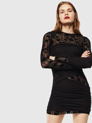 D-LARY, Black - Dresses