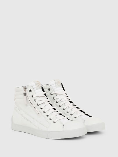 Diesel - D-STRING PLUS, White - Sneakers - Image 2