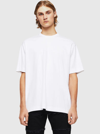 Diesel - TEORIALE-X3, White - T-Shirts - Image 1