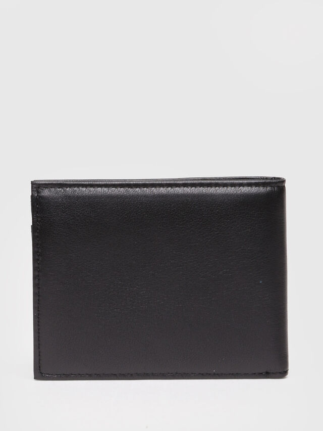 Diesel - HIRESH XS, Black/White - Small Wallets - Image 2