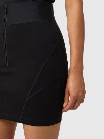 Diesel - O-SUBBY, Black - Skirts - Image 3