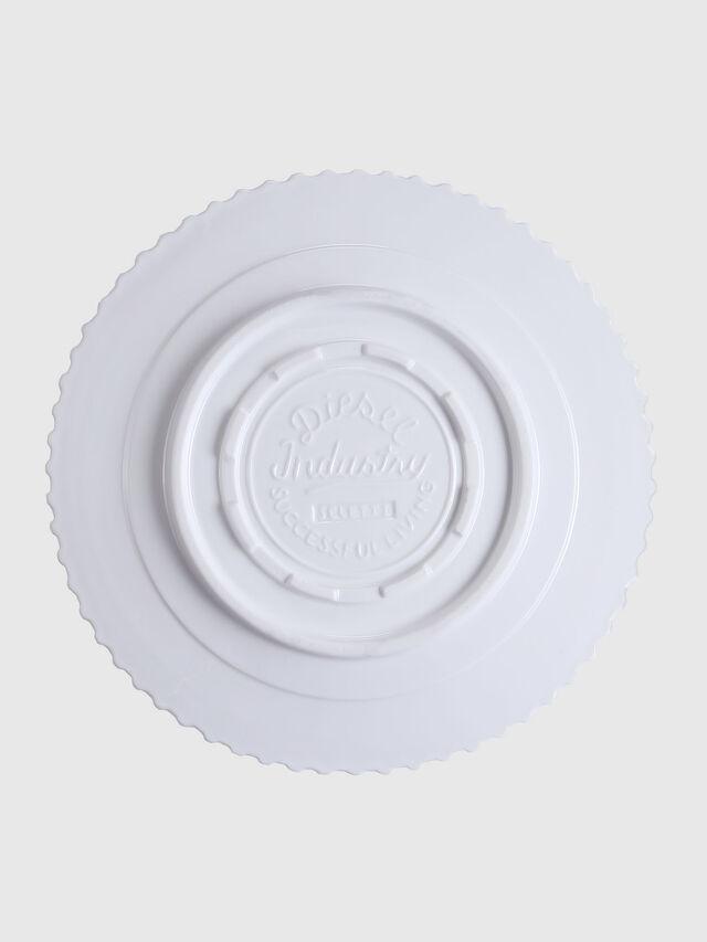 Living 10991 MACHINE COLLEC, White - Plates - Image 2