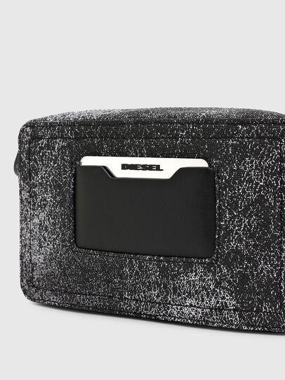 Diesel - ROSA' P, Grey - Crossbody Bags - Image 7