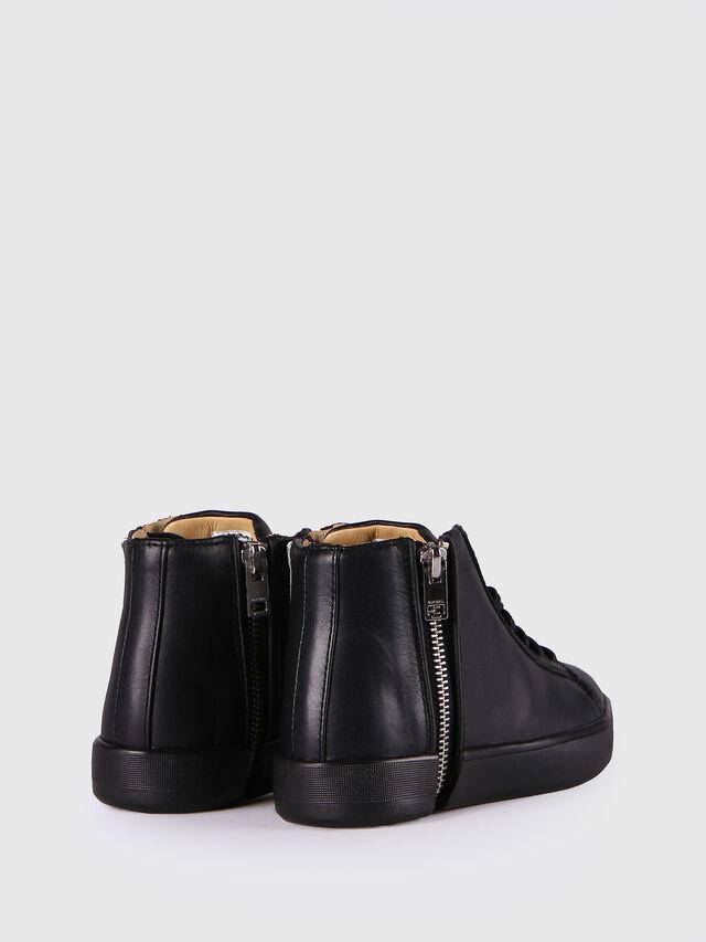 Diesel - SN MID 24 NETISH CH, Black - Footwear - Image 3
