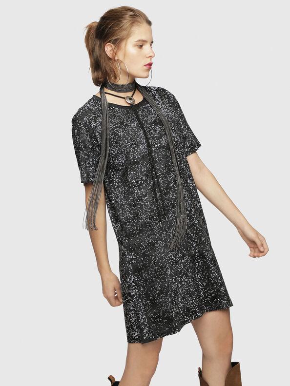 D-ARY, Black/Grey - Dresses