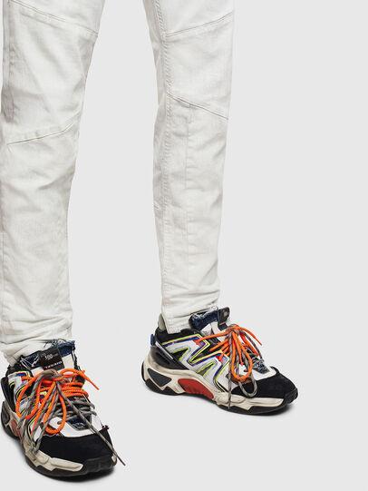 Diesel - D-Luhic JoggJeans 069LZ, White - Jeans - Image 6