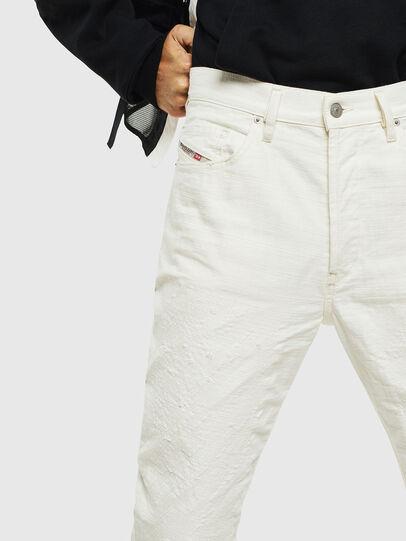 Diesel - D-Eetar 0078Z, White - Jeans - Image 3