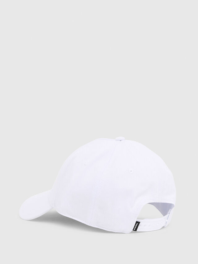 Diesel - CIRIDE, White - Caps, Hats and Gloves - Image 2