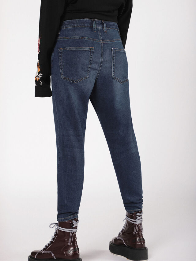Diesel - Candys JoggJeans 084UB, Dark Blue - Jeans - Image 2