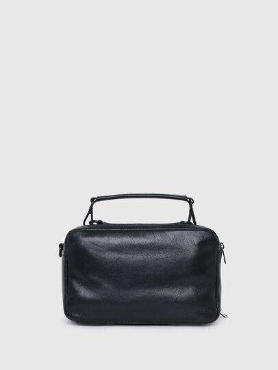 Diesel - FUTURAH PC, Black - Crossbody Bags - Image 2