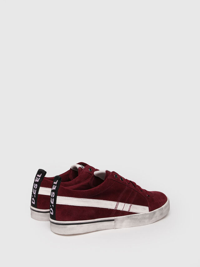 Diesel - D-VELOWS LOW LACE, Red - Sneakers - Image 2