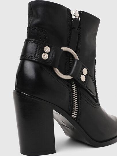 Diesel - D-FLAMINGO ABZ, Black - Ankle Boots - Image 5