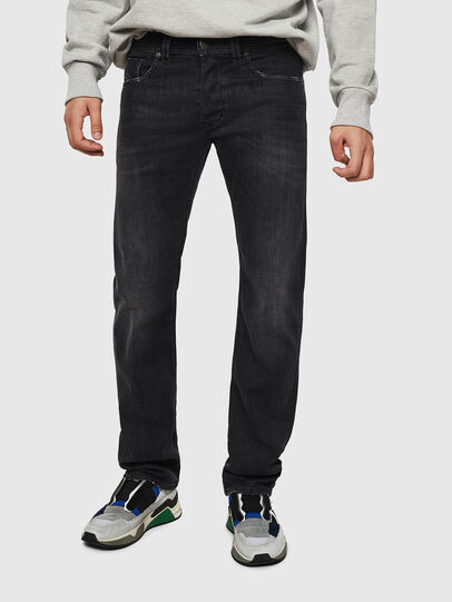 Diesel - Larkee 082AS, Black/Dark grey - Jeans - Image 1