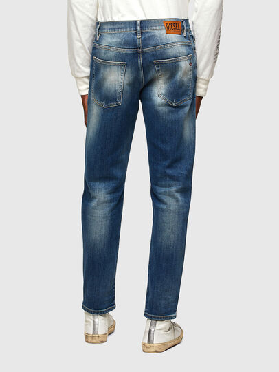 Diesel - D-Fining 009RS, Dark Blue - Jeans - Image 2