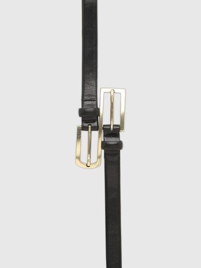 Diesel - B-EXXE, Black - Belts - Image 5