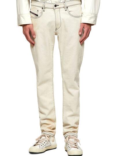 Diesel - D-Strukt 09A52, White - Jeans - Image 1