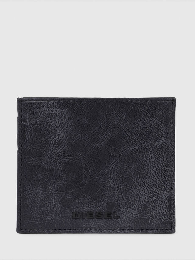 Diesel - JOHNAS I, Black - Small Wallets - Image 1