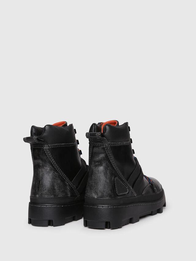 Diesel - D-VIBE HIKEB, Black - Boots - Image 3